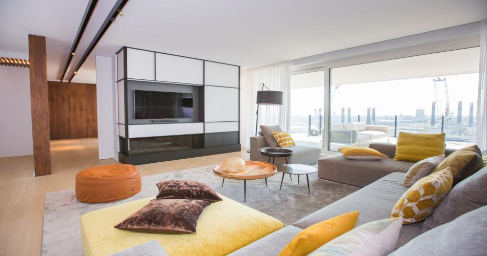Appartement aan de kust te huur in Oostende