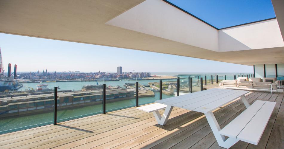 Luxe vakantie appartement voor 9 personen te huur